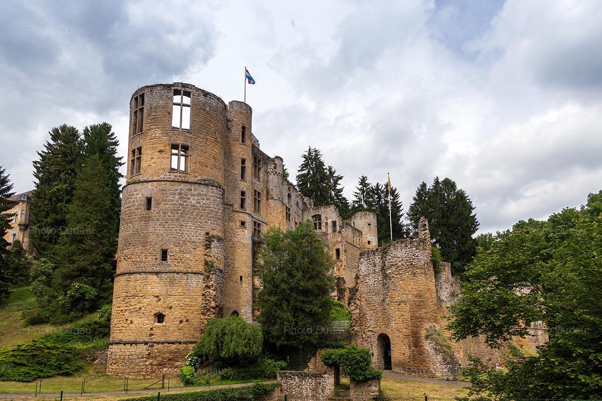 Ruins of Beaufort Castle