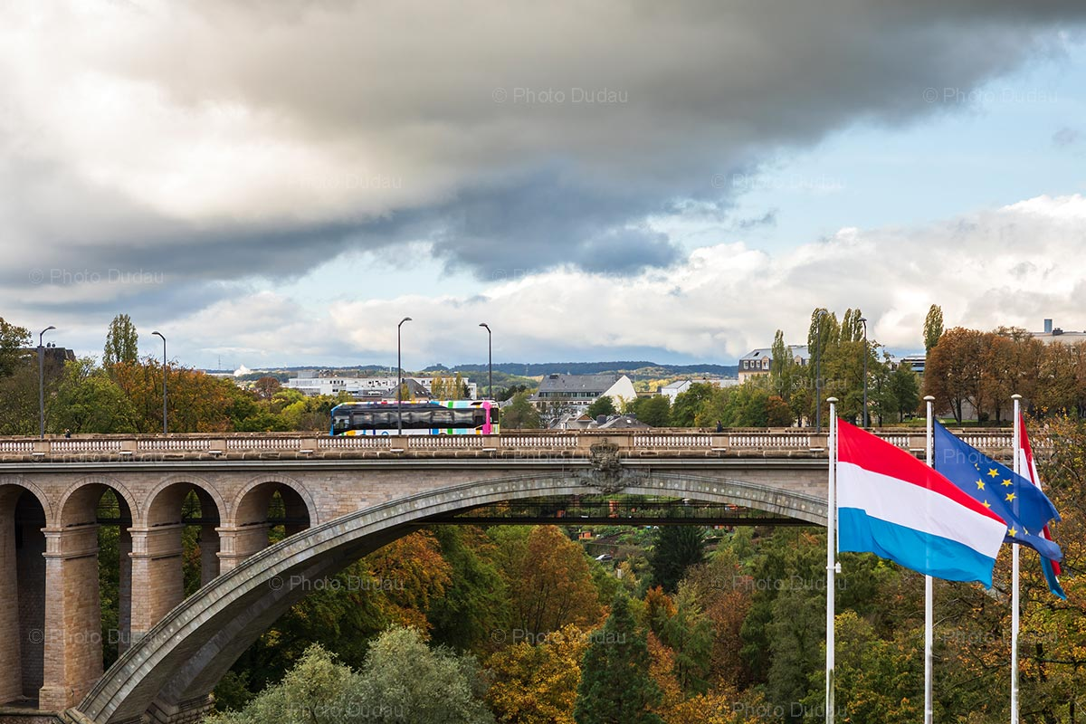 Public transport in Luxembourg city