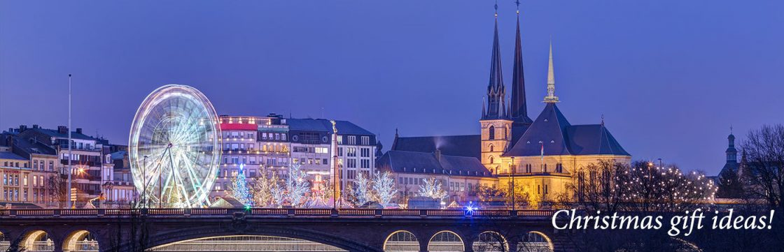 Luxembourg Christmas gift ideas