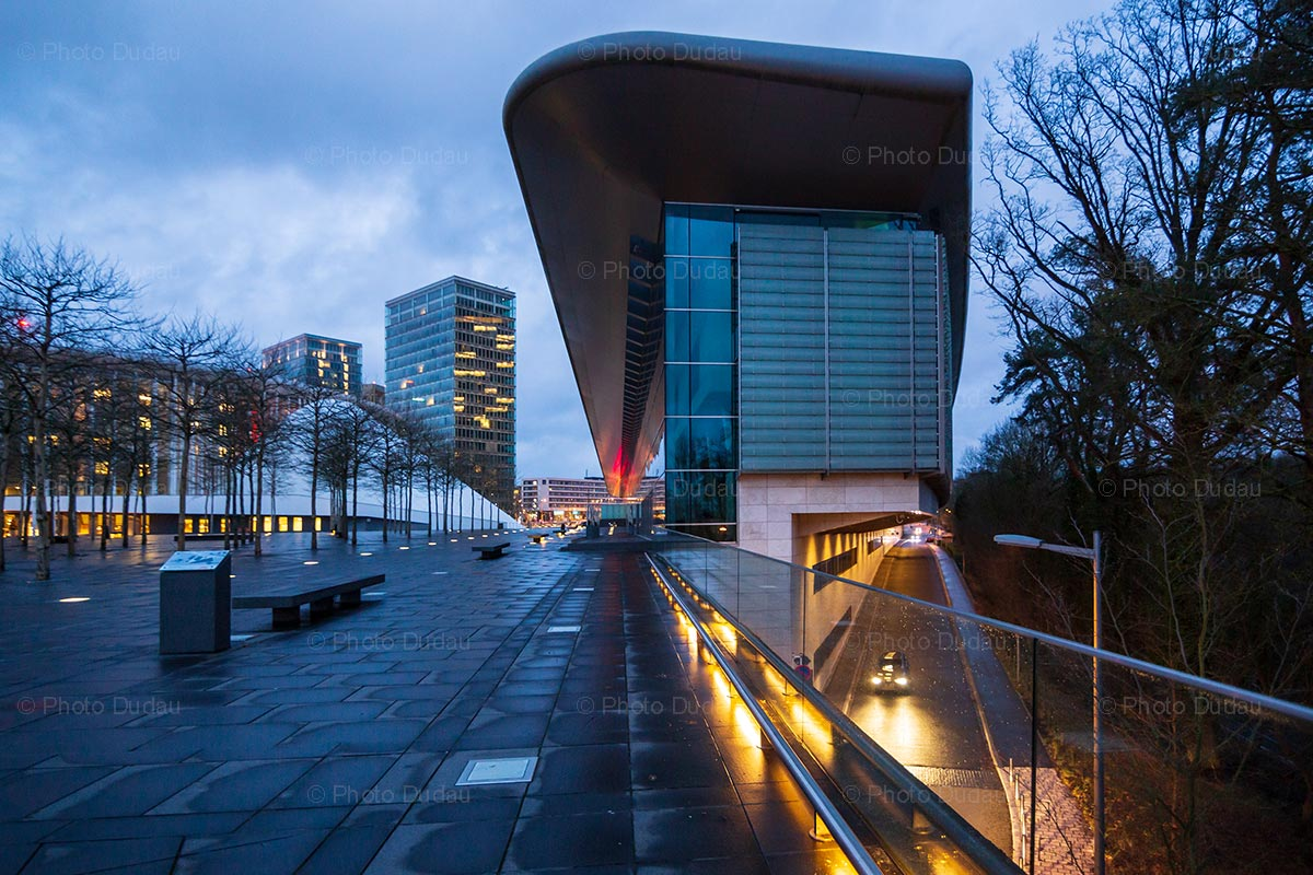 European Convention Center in Luxembourg