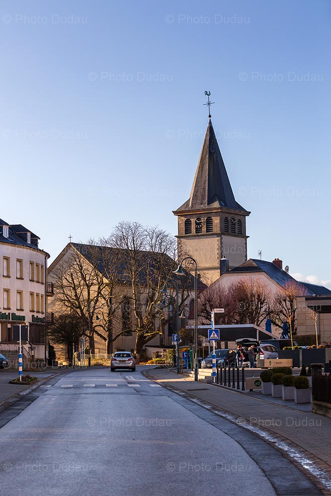 Berdorf town in Luxembourg