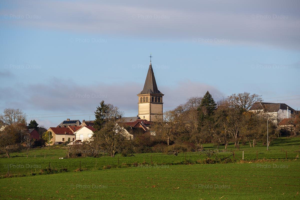 Berdorf village in Luxembourg
