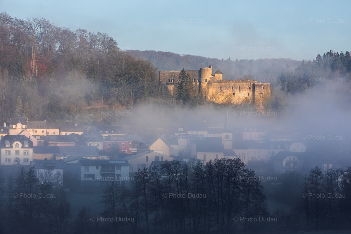 Castle in Septfontaines Luxembourg