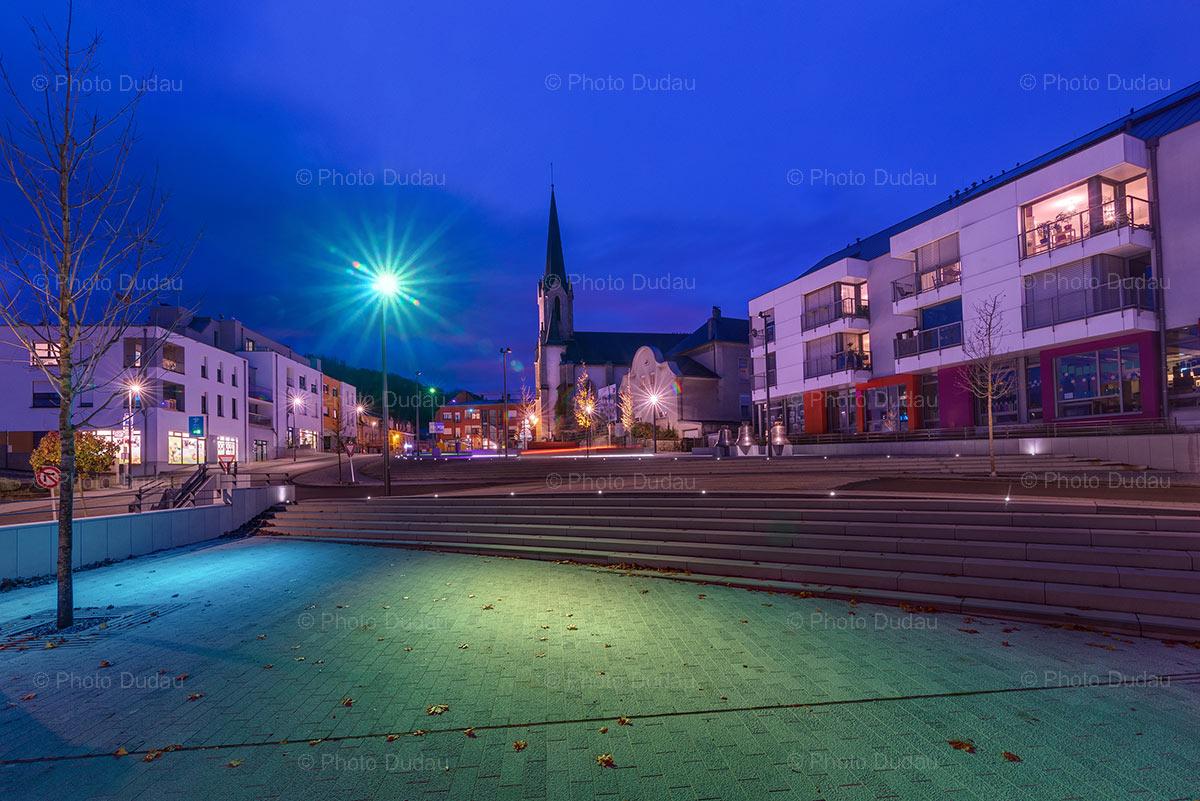 Rodange in Luxembourg