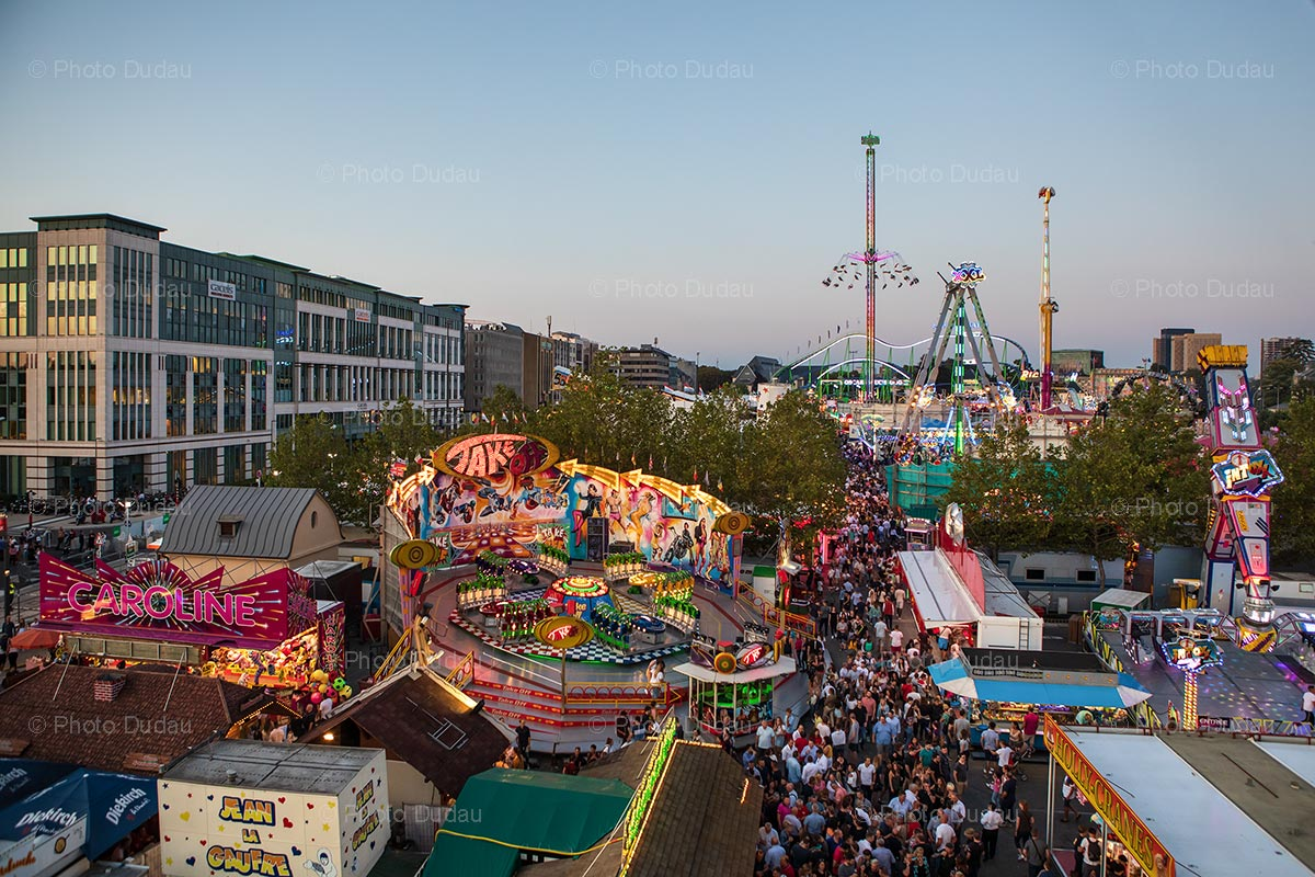 Schueberfouer day view