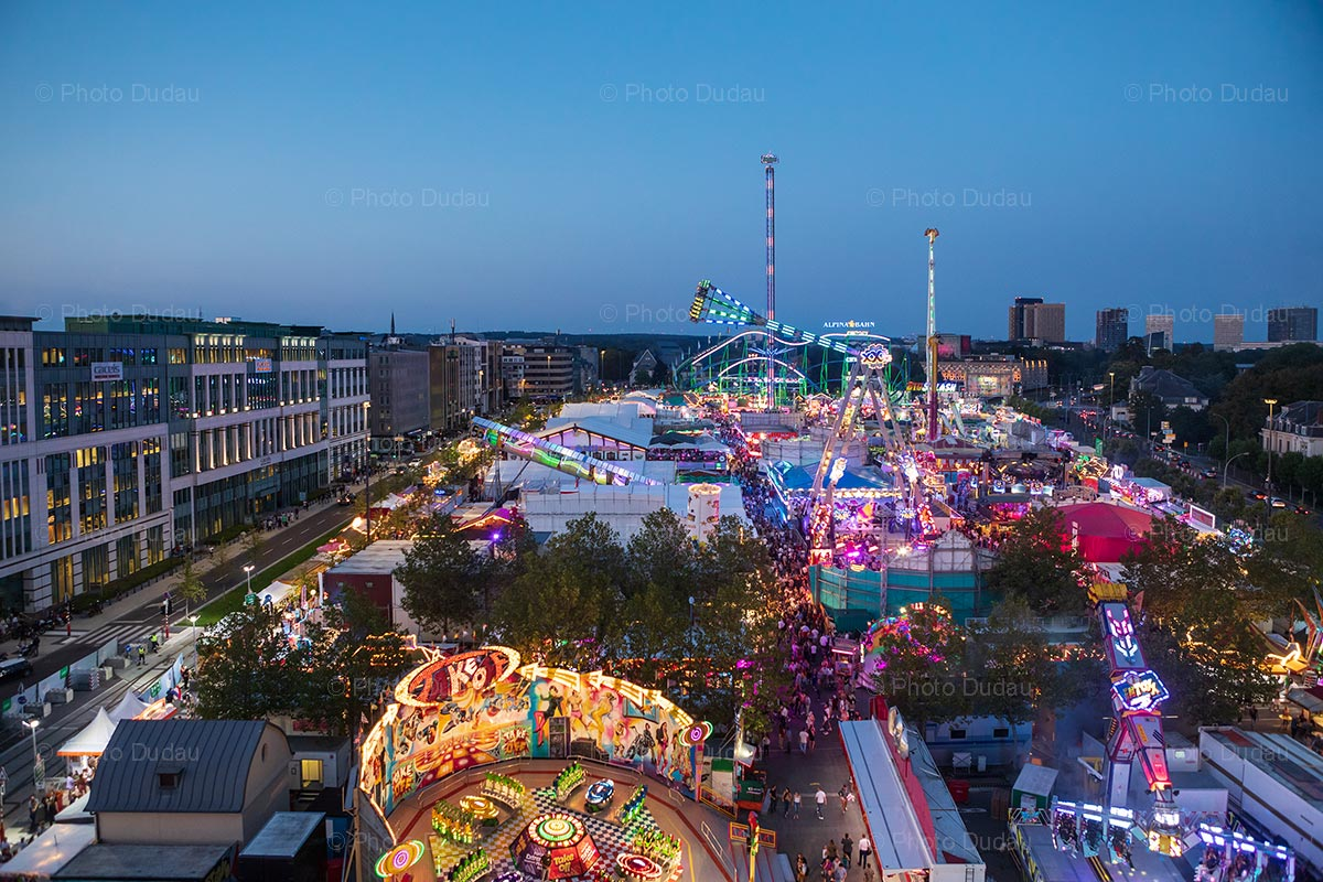 Schueberfouer in Luxembourg city