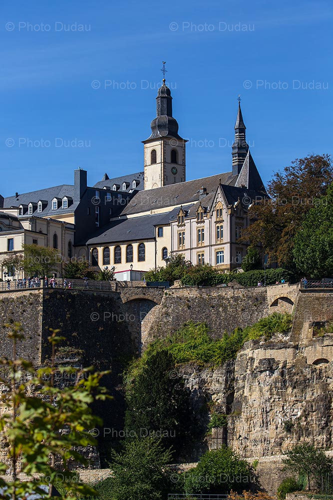 St Michael's Church in Luxembourg