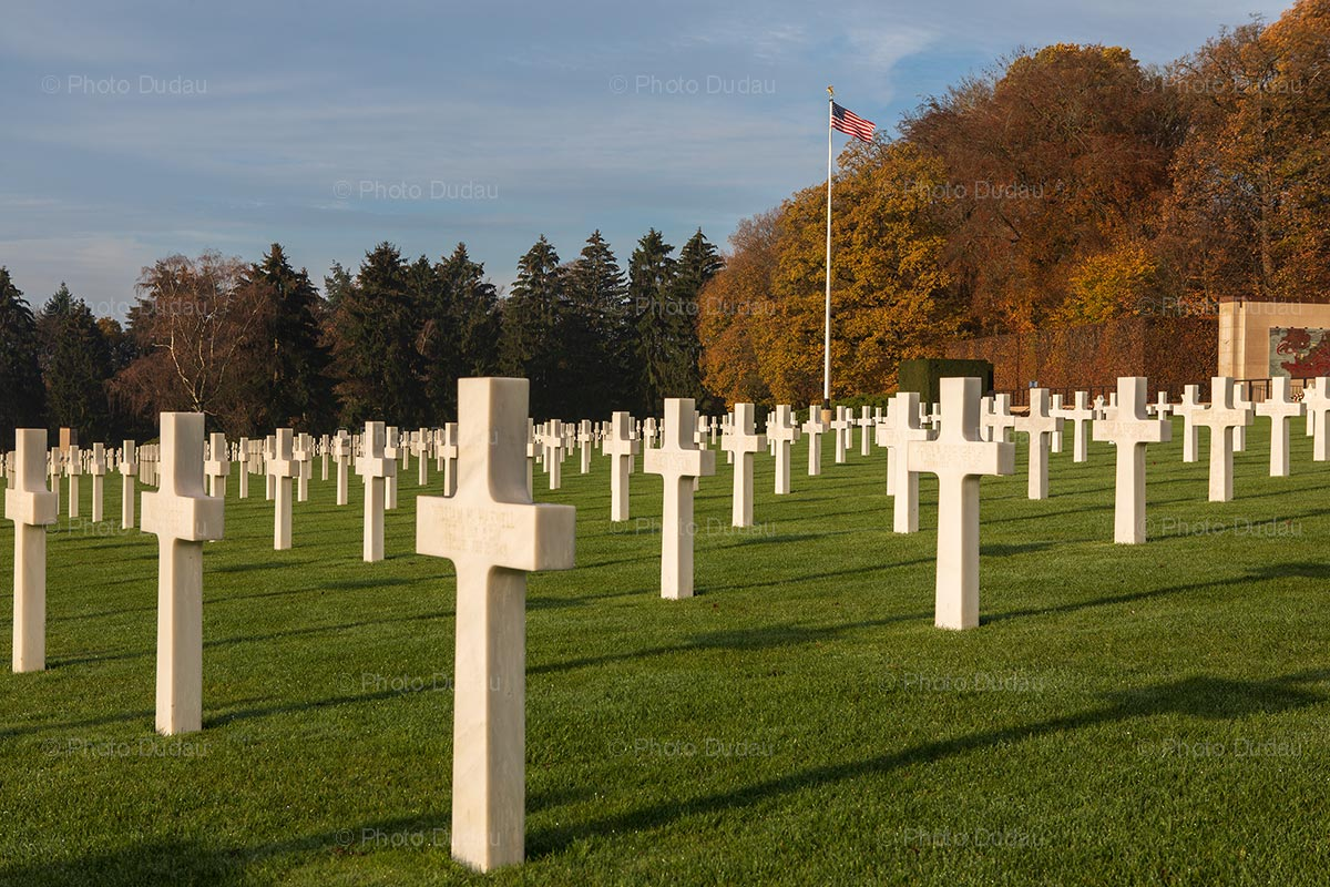 American Cemetery in Luxembourg