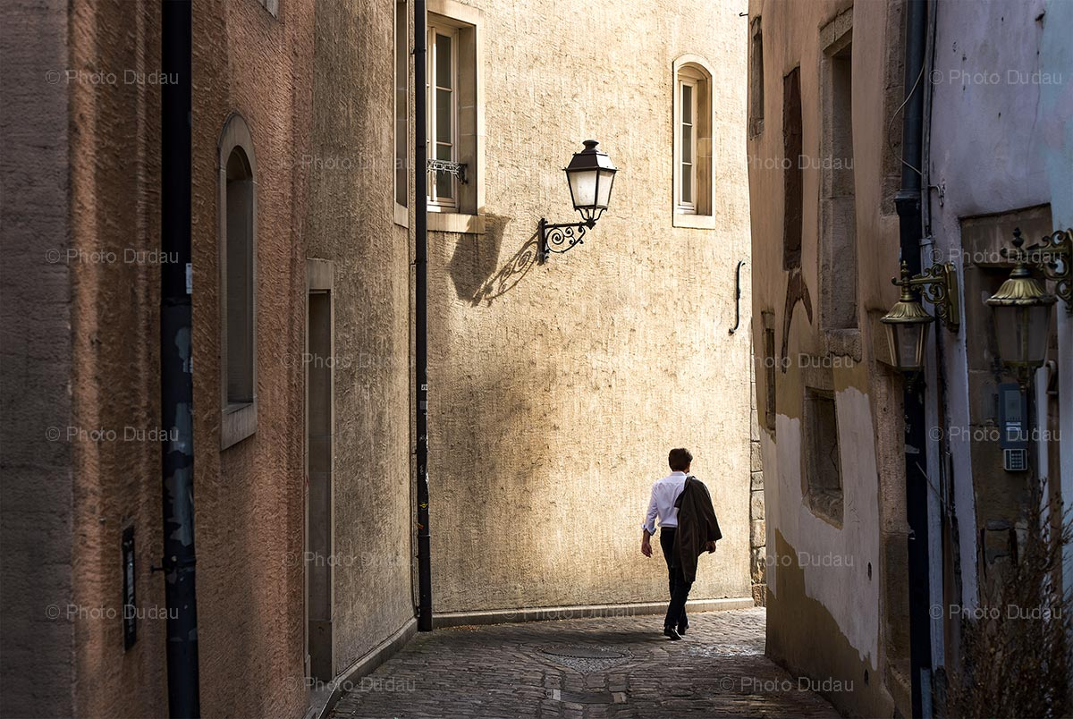 Luxembourg city street photography