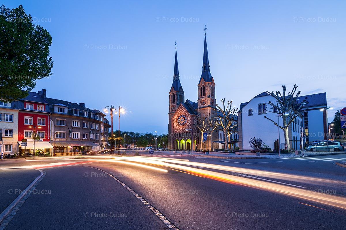 Diekirch by night