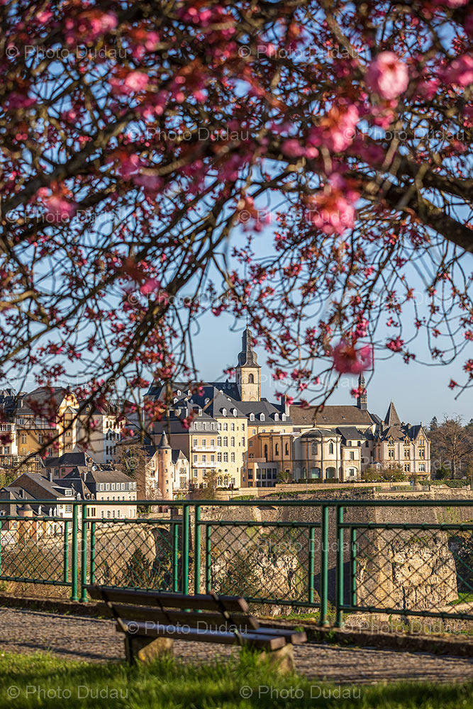 Luxembourg in springtime