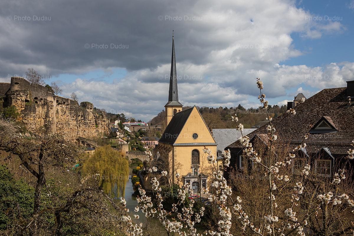 Abbaye de Neumunster in Luxembourg