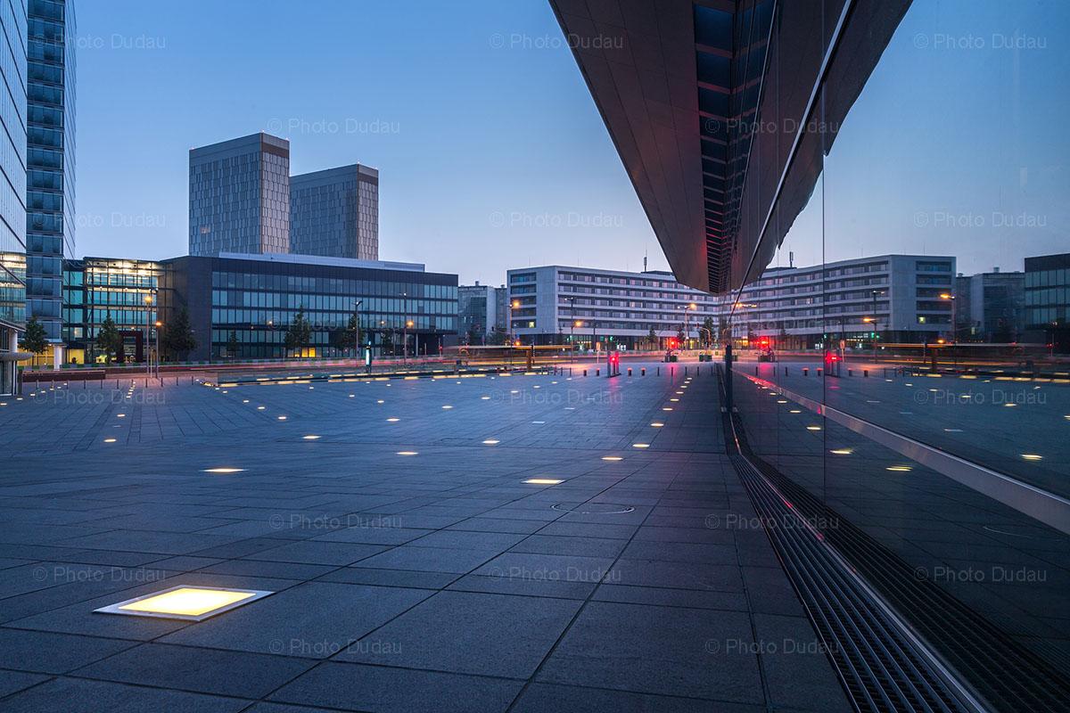 place de l'Europe Luxembourg city