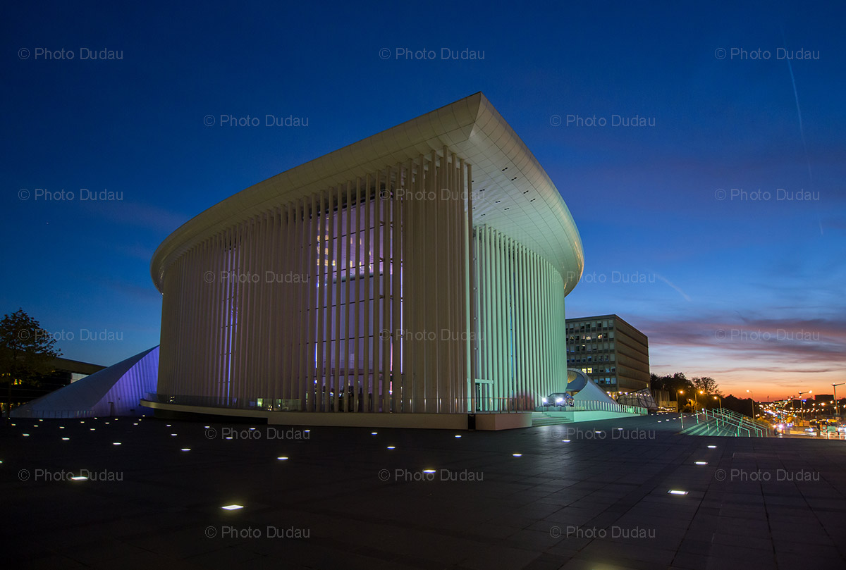philharmonie luxembourg photo