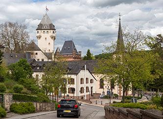 Colmar-Berg, Luxembourg.