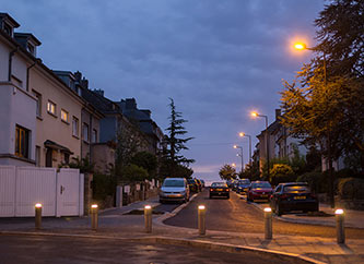 Belair, Luxembourg city.
