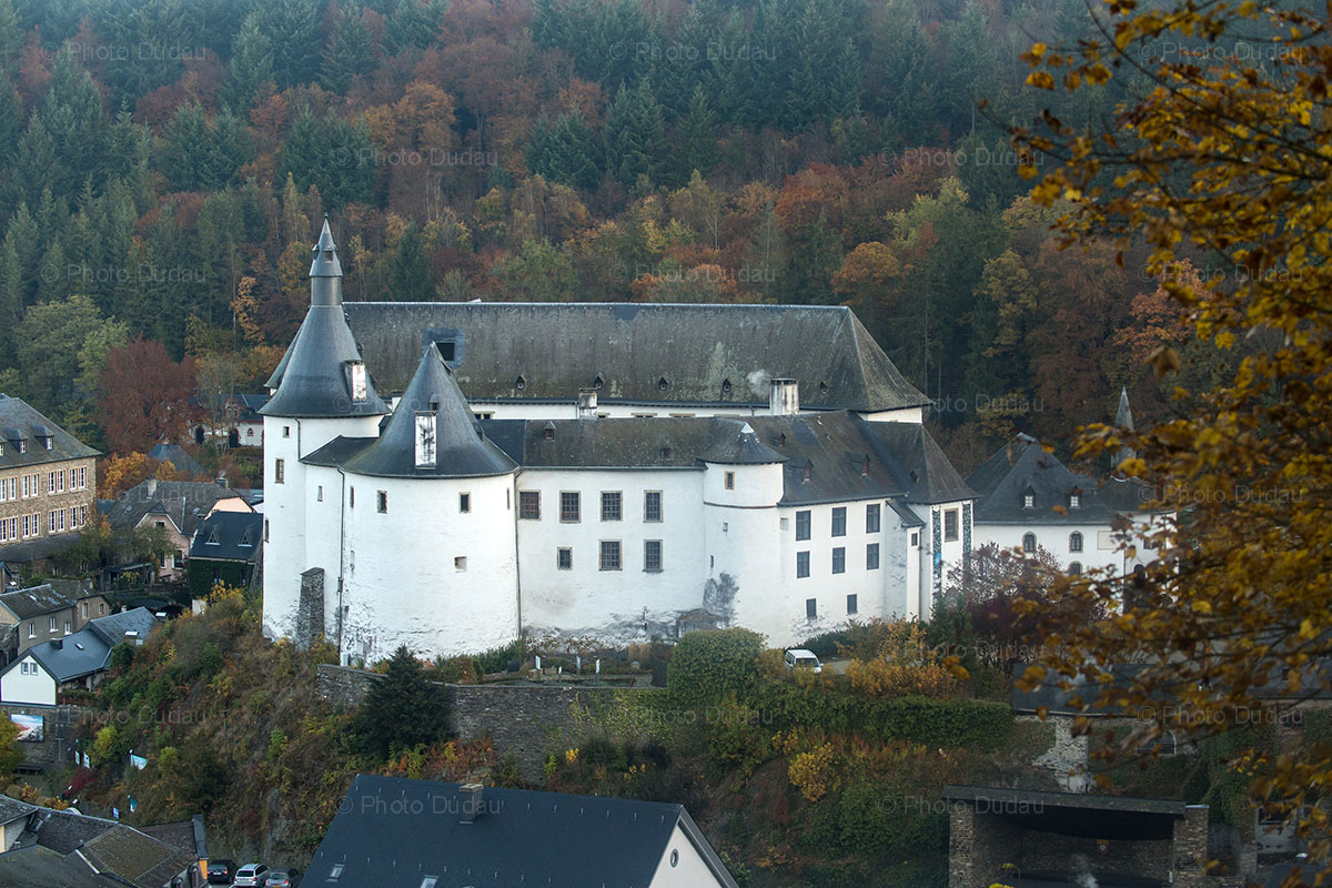 Clervaux Castle, Luxembourg.