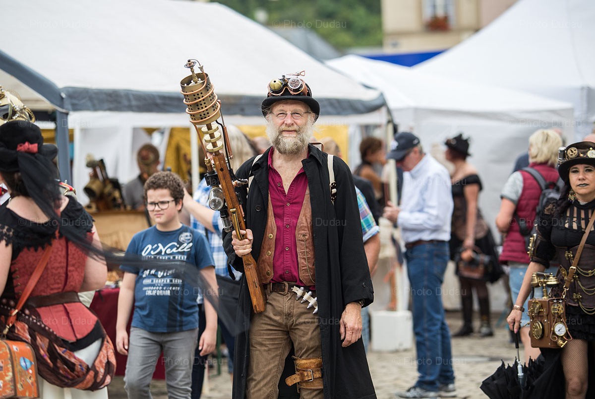 steampunk convention