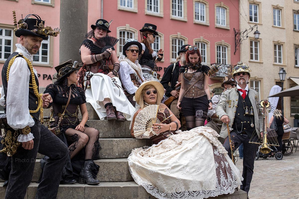 steampunk convention echternach