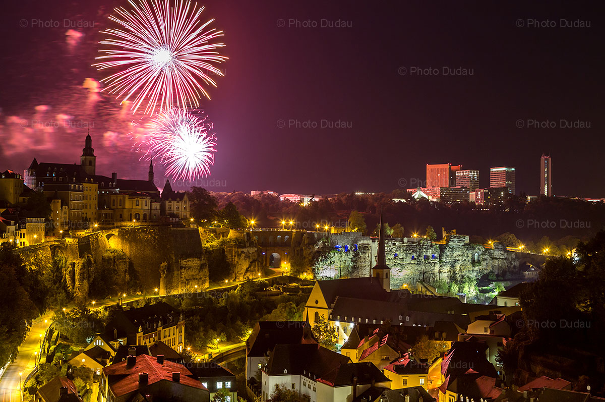 fireworks luxembourg