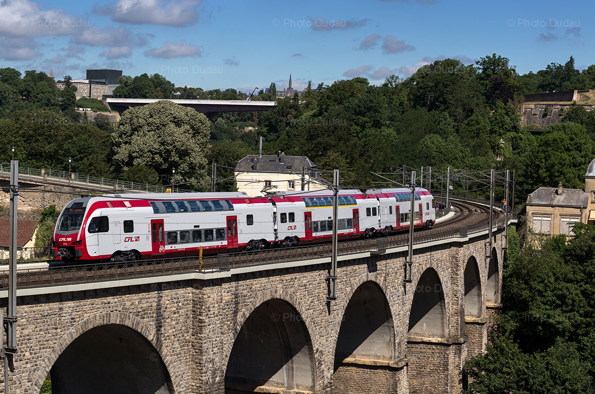 cfl train viaduct bridge luxembourg