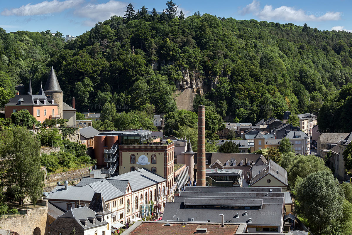 Clausen in Luxembourg city.