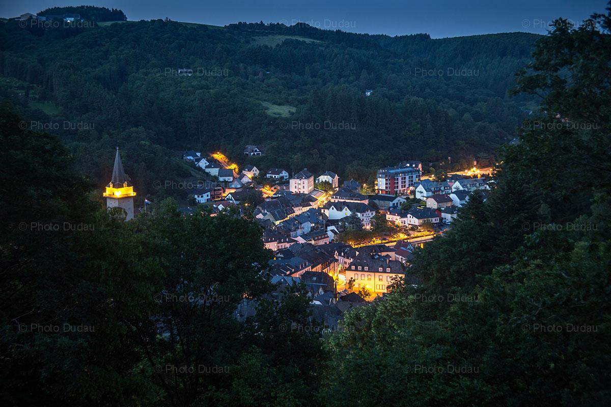 Vianden Town Luxembourg