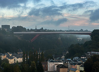 Red Bridge Luxembourg