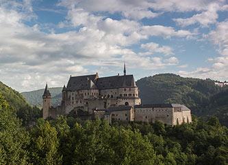 Chateau de Vianden