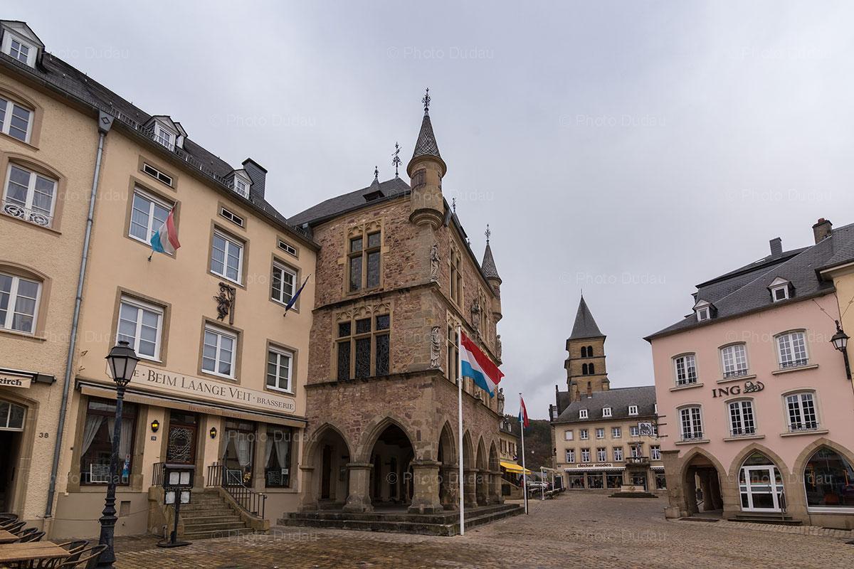 Echternach Market Square
