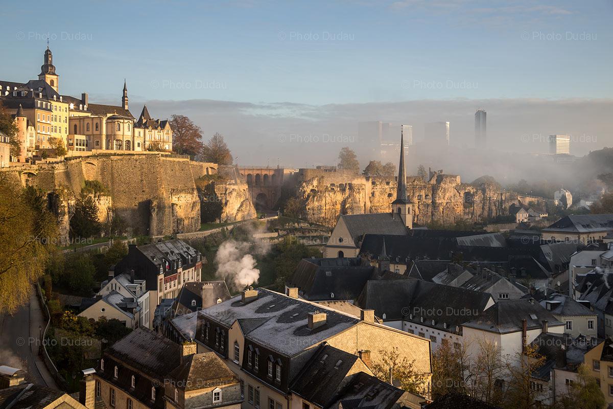 Luxembourg City Grund