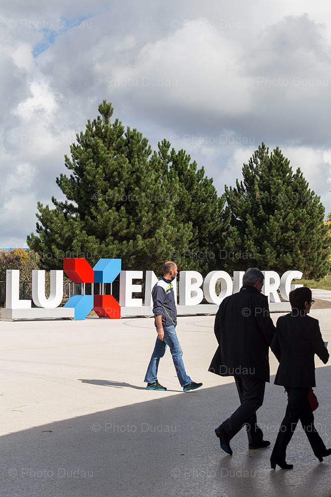 Logo of Luxembourg