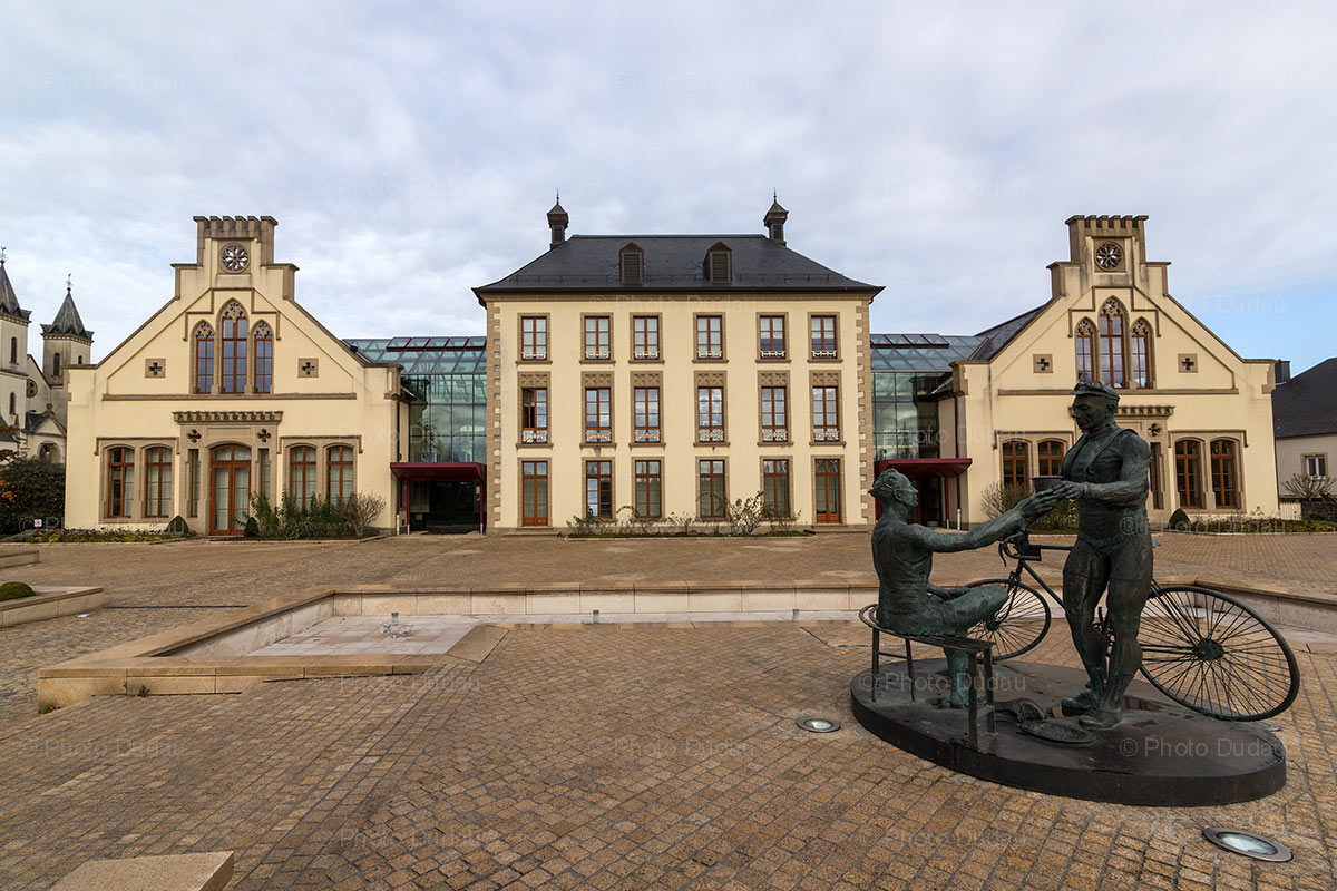 Chateau de Mamer in Luxembourg
