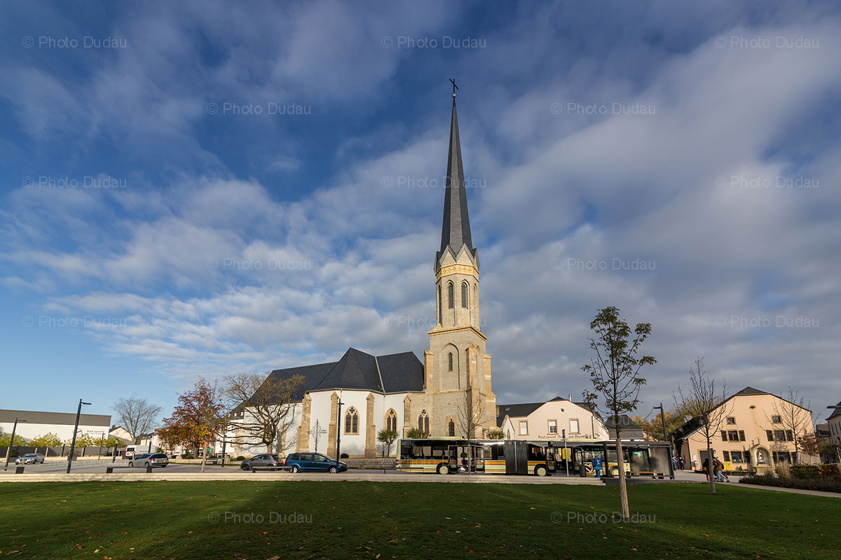 Bertrange commune in Luxembourg