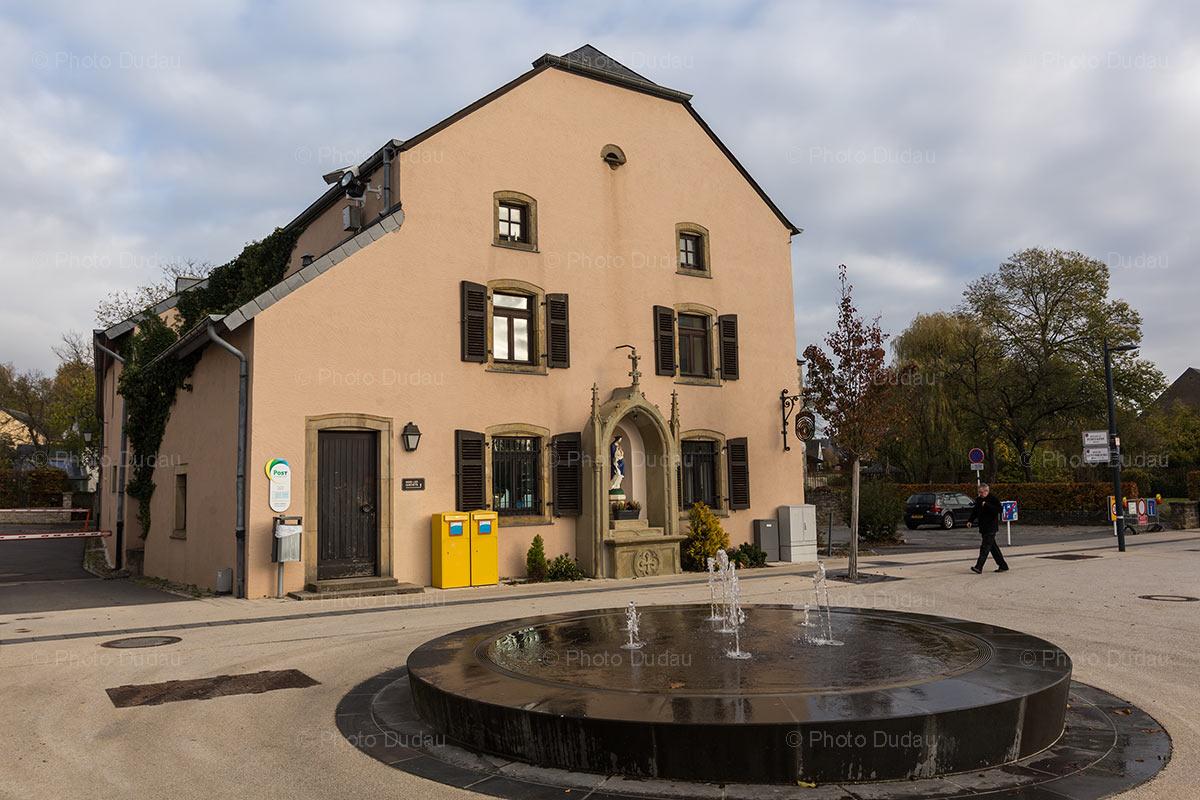 Post office in Bertrange