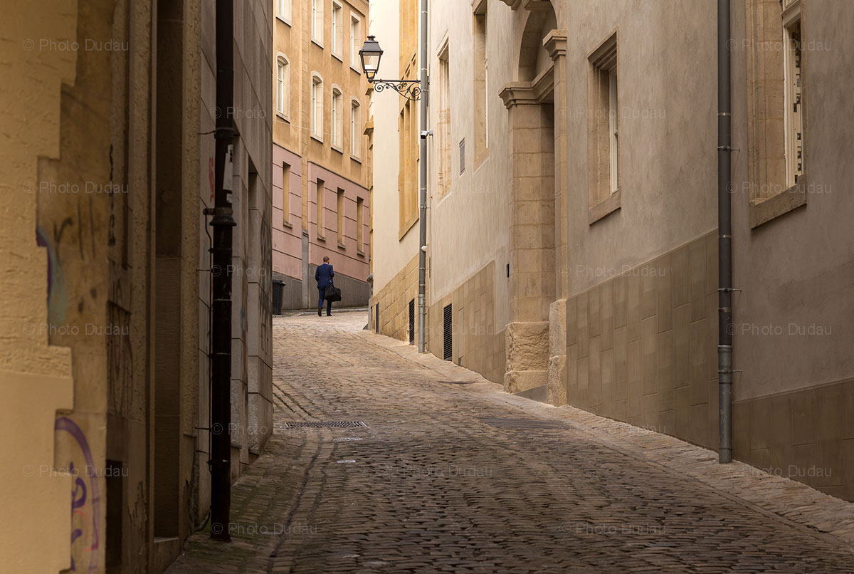 Streets of Luxemborg