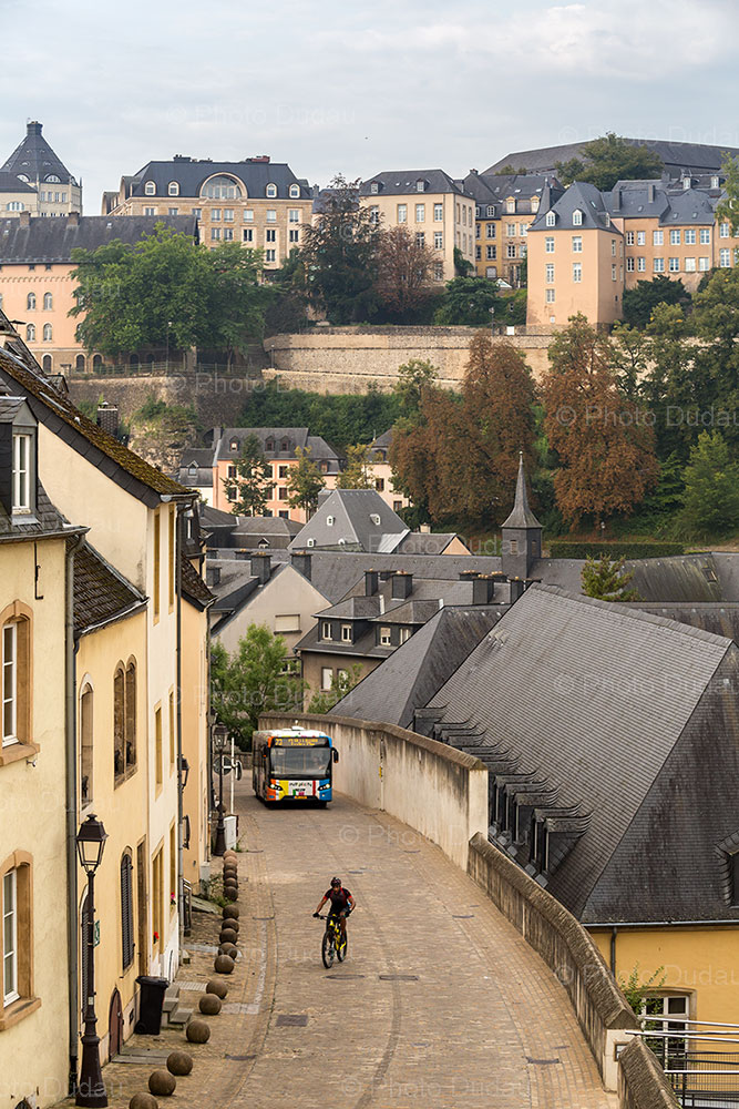 old town luxembourg city