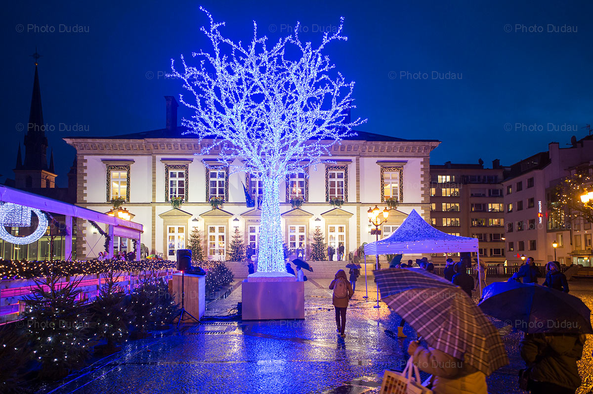 luxembourg christmas lights