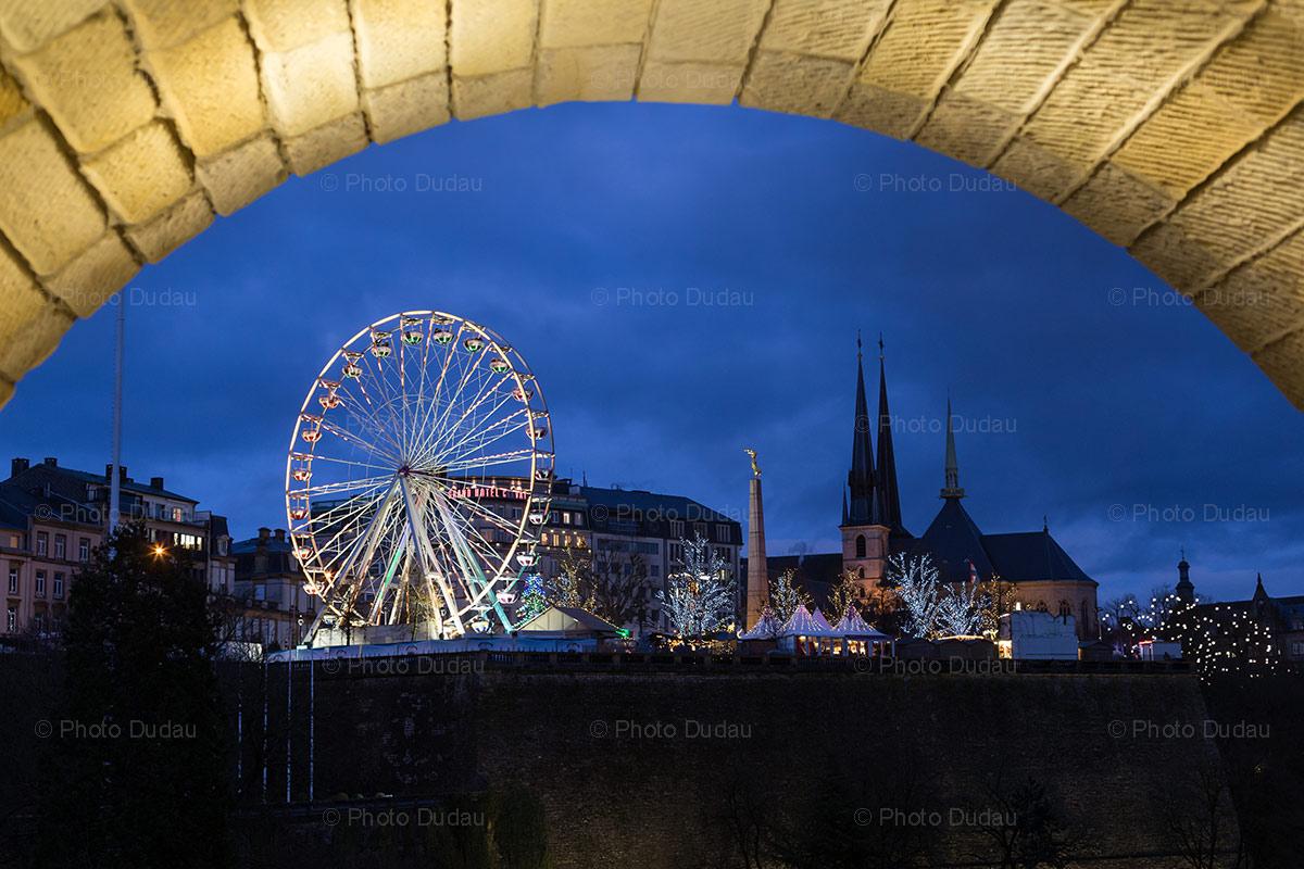 luxembourg christmas market