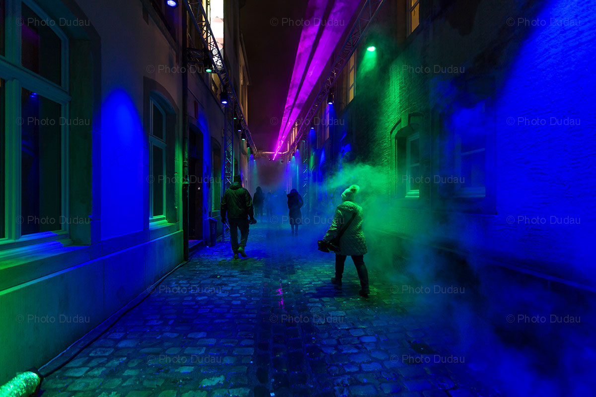 Luxembourg light festival winterlights