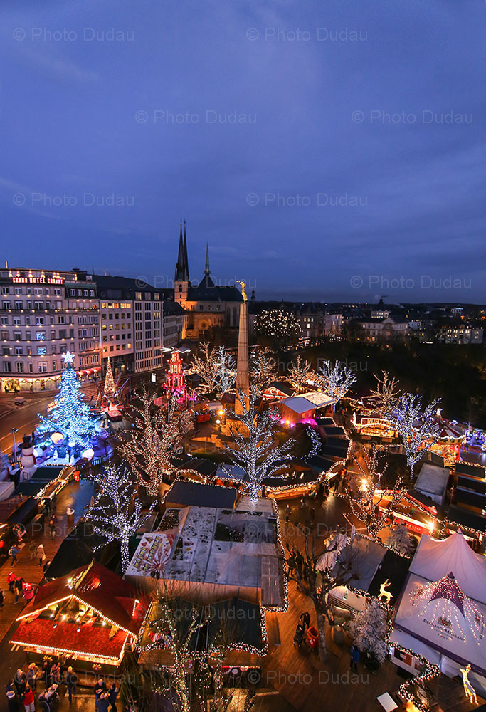 christmas market luxembourg 2017