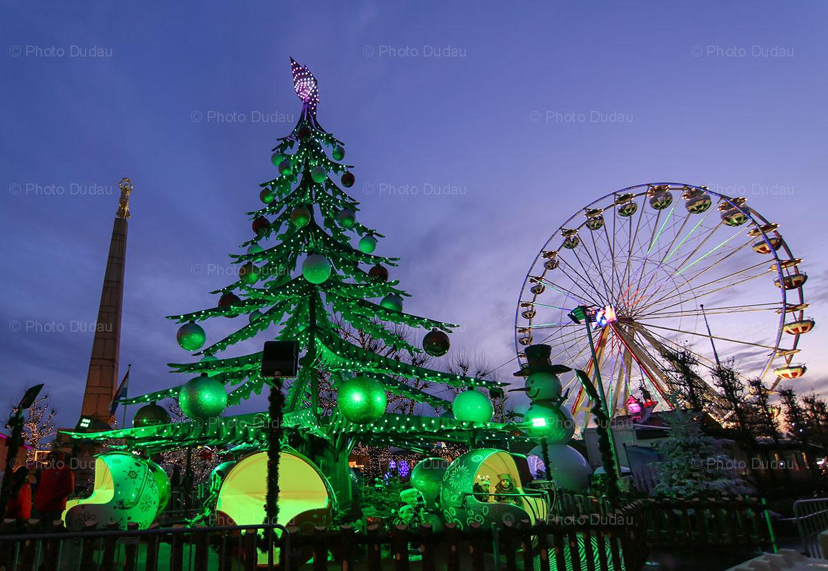 christmas market Luxembourg
