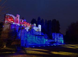 chateau beaufort magicastle