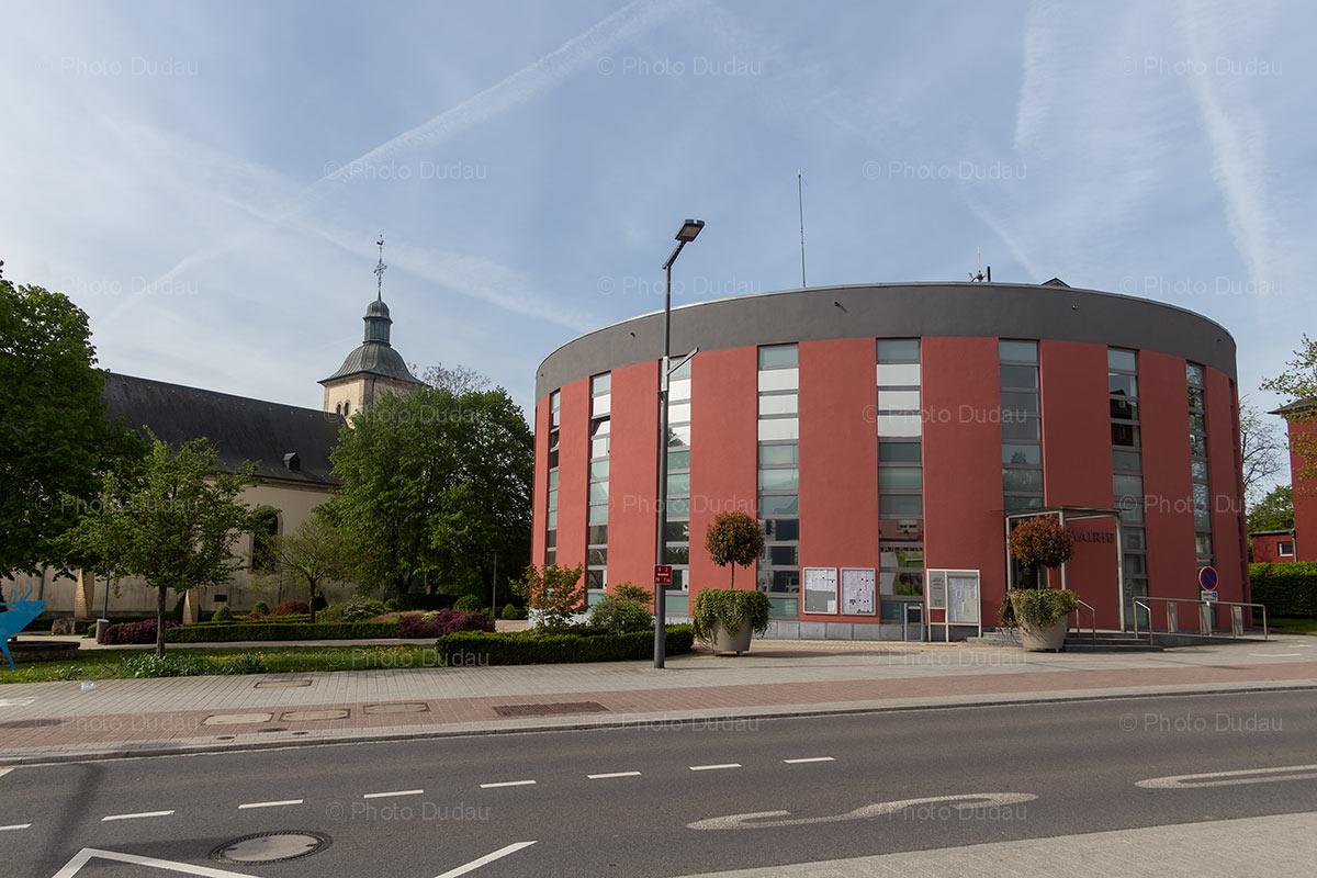 Sandweiler town hall