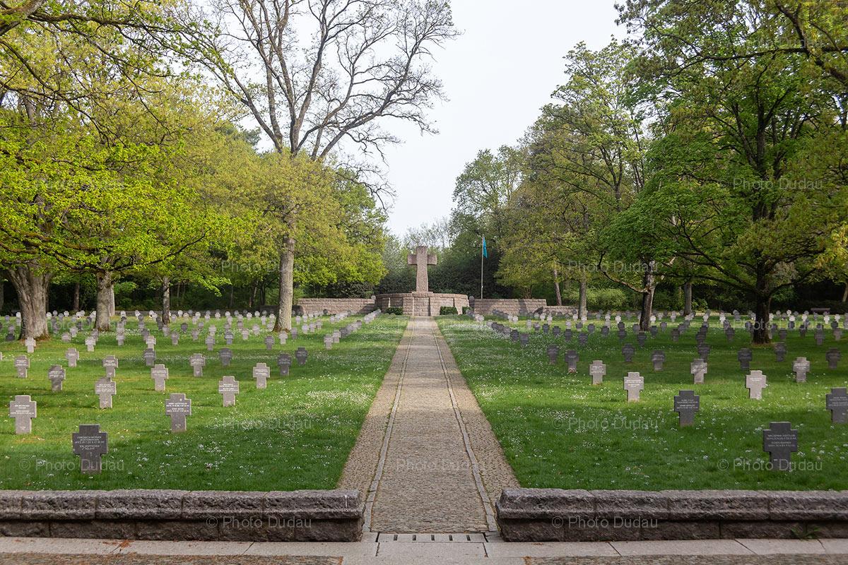 German War Cemetery Sandweiler