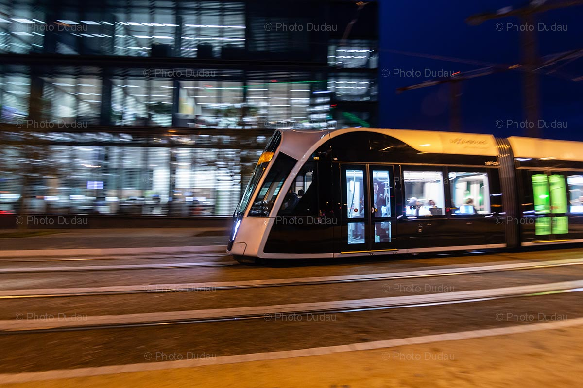Tramway in Luxembourg
