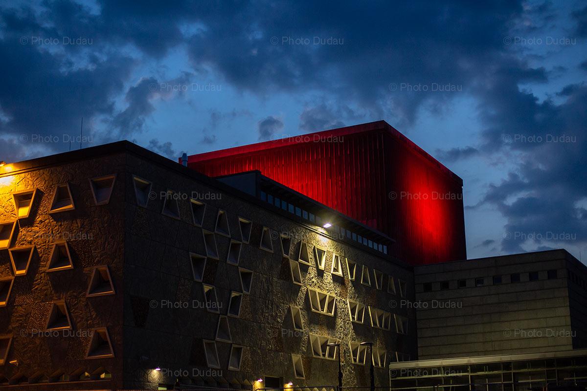 Grand Theatre Luxembourg city