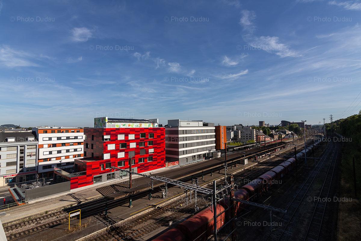 Esch-sur-Alzette train station