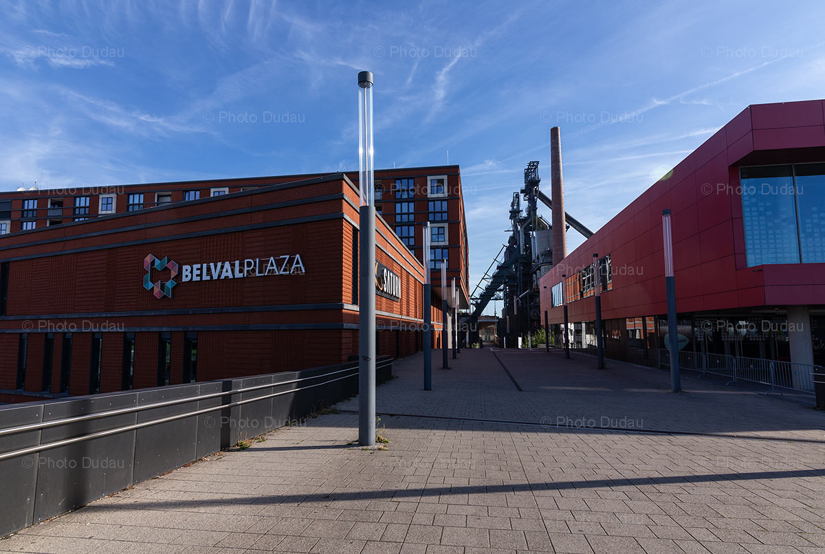 Esch-sur-Alzette Belval plaza