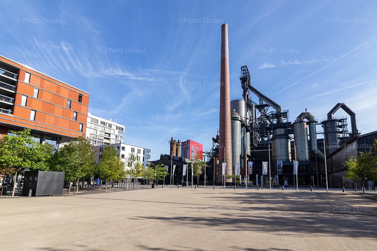 Esch-sur-Alzette Belval industrial